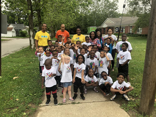 Community Clean Up 1